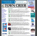 Town Crier of Milford, Mendon and Upton